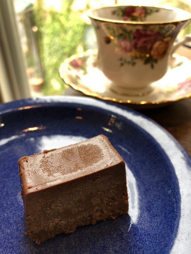 BONSはケーキだけでなく自家焙煎珈琲もおいしい