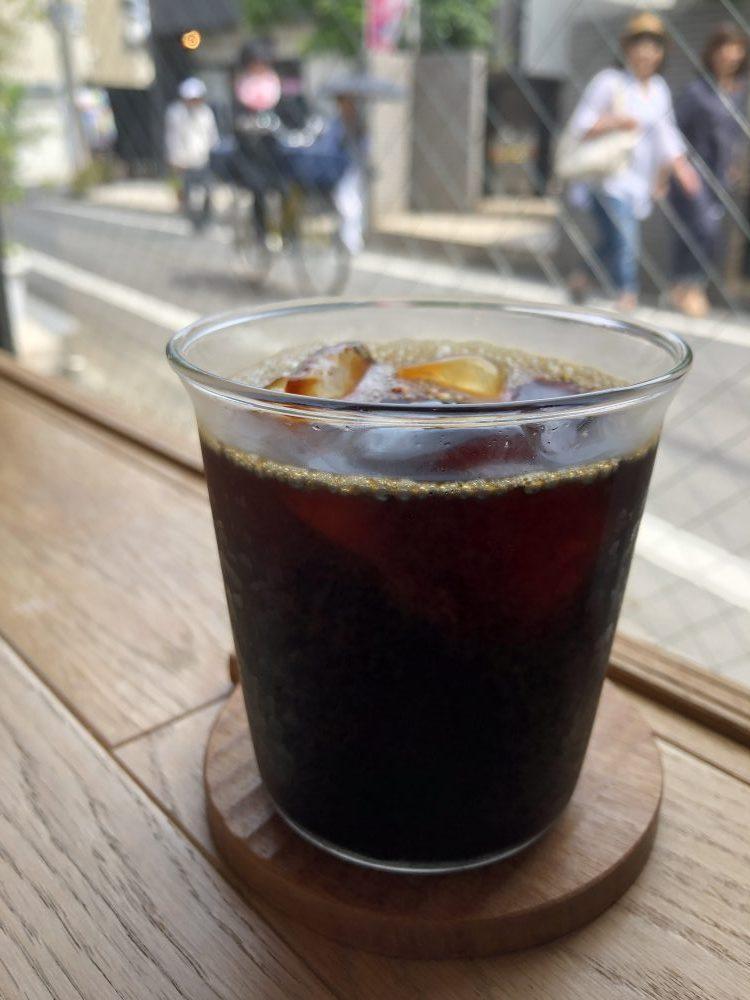 ビブコーヒー水出し珈琲(期間限定)